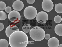 Stainless steel (316L) Spherical Metal Powder used in High-end Powder Metallurgy Parts-HIP Manufacturing
