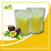 Instant passion fruits powder