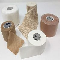 Waterproof Bandage Nonwoven Latex Free Tape Elastic Vet Wrap Self Adhesive Bandage