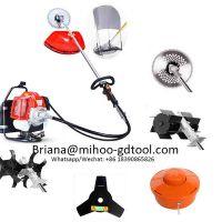 5 in one 43cc petrol graden machines grass trimmer brush cutter Motorni Trimer