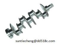 Perkins engine forged steel crankshaft