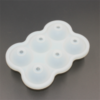 High Quality Sphere Custom Silicone Ice Mold Trays