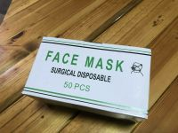 Surgical Disposable face mask, disposable face mask 3 ply