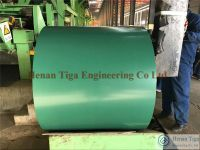 Tiga Factory Supply PPGI / Prepainted Galvanized Steel Strips