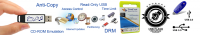 USB COPY PROTECTION, PE DRIVE COPY PROTECTION, SOFWARE COPY PROTETION