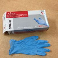 NITRILE GLOVES POWDER FREE NITRILE DISPOSABLE GLOVES