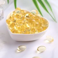Vitamin A and D Soft Capsule Health-care Food Supplements Vitamin A and D