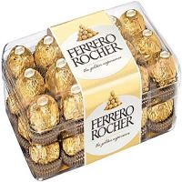 Ferrero Rocher T3, T16, T24, T25, T30