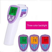 IR Infrared Digital Forehead Fever Thermometer Non-Contact Baby / Adult Body MD