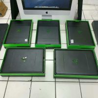 "Razer Laptop Blade 15"" i7 7820HK 32GB 1TB SSD GTX 1080 W10 4K Touch Gaming Laptop  order now @+886926043230"