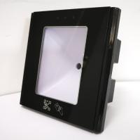 QR code access control card reader