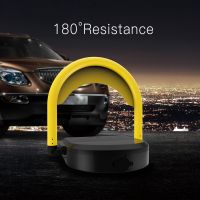 Remote Smart System Parking Lot Lock For Car Space Position