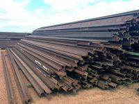 high quality used rails R50/R65  , Hms 1 and 2 scraps