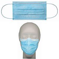 Non Woven Surgical Self Protective Disposable Medical Face Mask