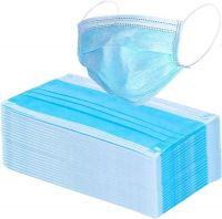Disposable Face Mask 3ply Earloop On surgical mask