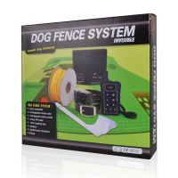 2 in 1 Dog training Collar with invisible fence DF113R for Multi Dogs