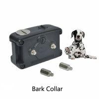 Electronic Anti Bark Control Adjustable Dog Shock Collar AE20