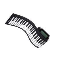 iword S5061 LCD Display 61 Keys Roll up Piano Built-in Speaker