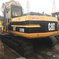 Used CAT 320C Excavator in Good Condition/Second Hand CAT320C 320D Excavator