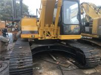 USED Caterpillar 320B crawler excavator for sale