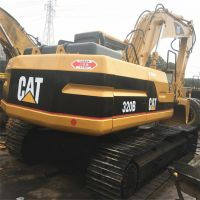 Used CAT 320C Excavator in Good Condition/Second Hand CAT320C 320D Excavator