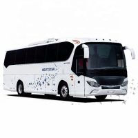 48 seater 60 seater luxury coach bus with toilet