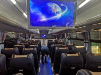 Buy Bus united states Popular 48 Seater 60 Seater Luxury Coach Bus With Toilet