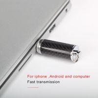 Carbon fiber USB flash drive