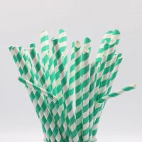 China disposable paper drinking straws wholesale for eco-friendly