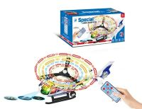 Electronic Helicopter with music & light & projection