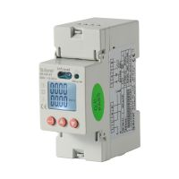 220V single phase electric energy meter with infrared communication