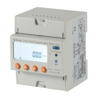 high accuracy single phase prepaid energy meter with RS485