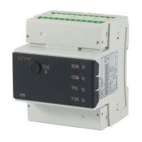 din rail and multiloop energy meter for low voltage system