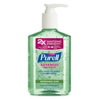 Purell Adance Hand Sanitizer Kills Germs 99.9%