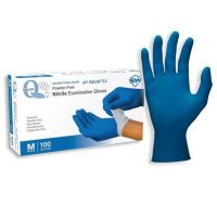 Medical Gloves nitrile inspection Desposible surgical glove available at cheap rate