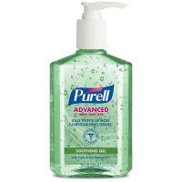 Antibacterial gel sterilization 75% alcohol disposable Dettol hand sanitizer gel kills 99.9% germs 500ml 200ml 50ml