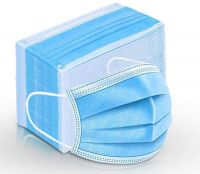 Safety 3 ply surgical mask Face Mask Protect Mouth Available Wholesale Rate