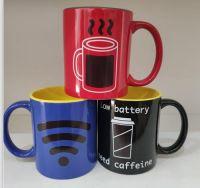 magical ceramic mug