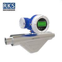 4-20mA output Rocksensor RKS RF3200 coriolis mass flow meter
