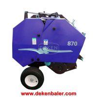 YK8050 baler, YK8070 round baler, YK1070 mini baler, YK8070 hay baler with good price for sale