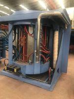 Steel Shell Induction Furnace  GW-0.75T-400KW/1S