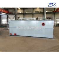 Slaughtering and sand washing sewage disposal equipment