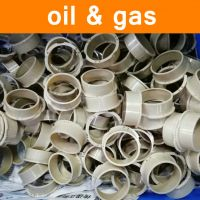 PEEK Parts in Oil Gas Petrochemical Industry Part Polyetheretherketone Components Fittings Virgin Pure Material