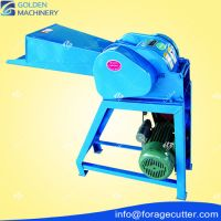 0.4t Chaff Cutter Grass Ensiling Process Hay Chopper Machine