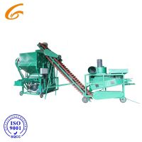 9ATC Grass cutter chopper machine for animals feed multifunction straw chaff cutter machine