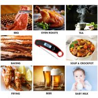 Meat Thermometer BBQ Digital Instant Read Thermometer