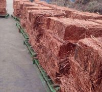 Pure Copper Wire Millberry Scrap 99.9% and Copper Cathode