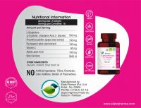 Elate's L-Glutathione with Vitamins and Antioxidant