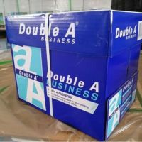 Double A4 copy paper
