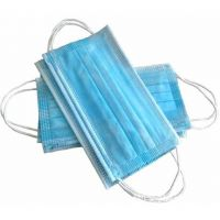 FDA CE Disposable Face Mask - 3Ply Masks with Comfortable Earloop